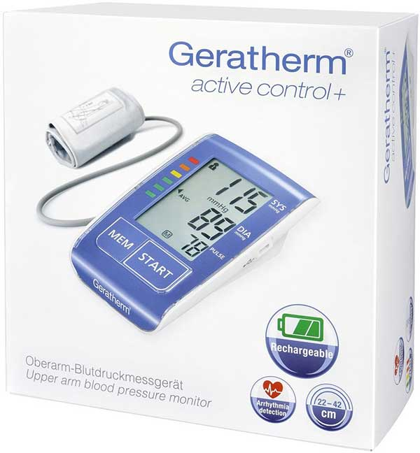 Krabica Tlakomer Geratherm Active Control Plus