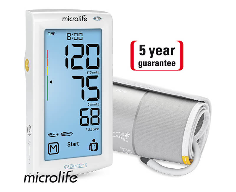 Tlakomer Microlife BP A7 AFIB Touch digitálny automatický